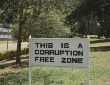 corruption in kenya