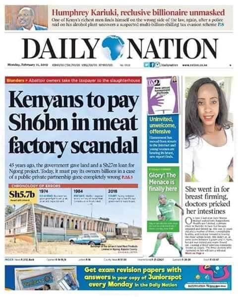 Fighting Corruption: The Kenyan Way